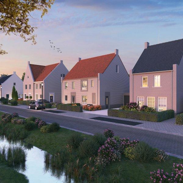 Nieuwbouwproject Helmond - LEEF Liverdonk! in Helmond