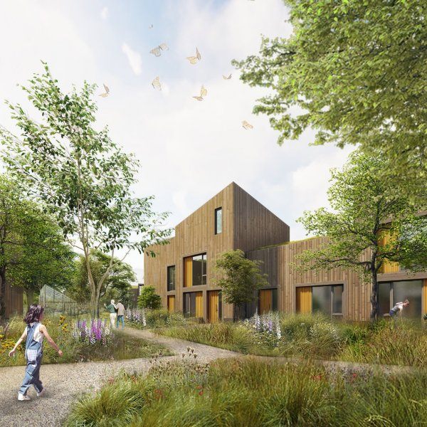 Nieuwbouwproject Eindhoven - Waldschap in Eindhoven