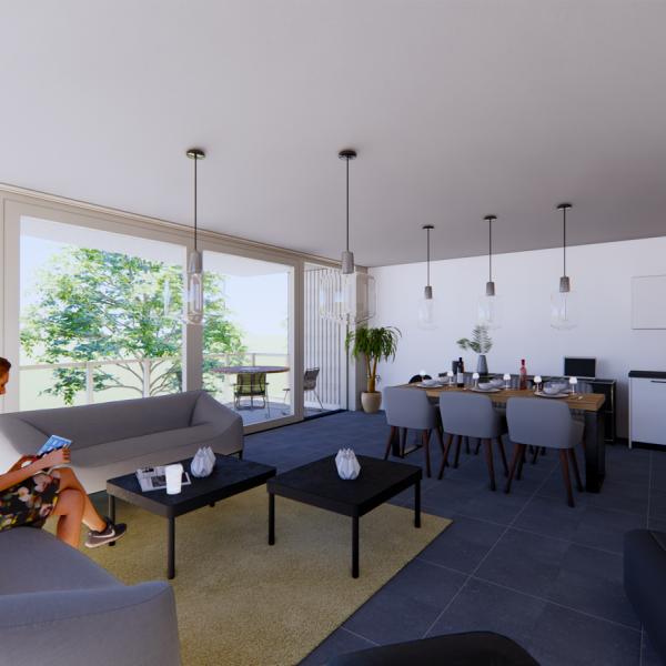 Nieuwbouwproject Antares 2020 Appartementen in Zuidhorn