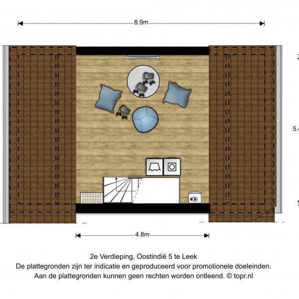 Nieuwbouwproject De Winding - de Hoven in Leek