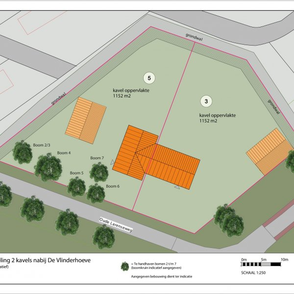 Nieuwbouwproject Bathmenseweg 3-5 in Kring van Dorth