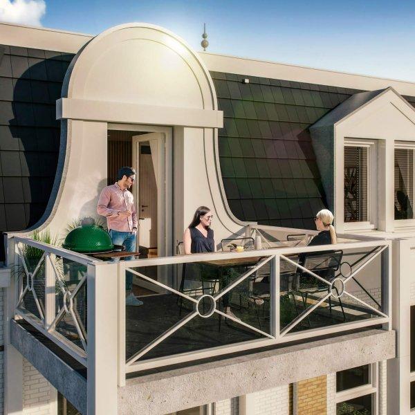 Nieuwbouwproject Het Slot van Diepstroeten in Assen