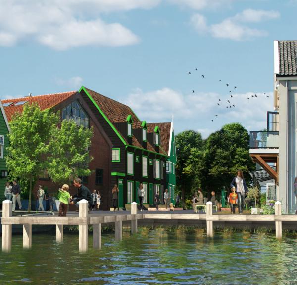 Nieuwbouwproject KOOGER HEM in Koog aan de Zaan
