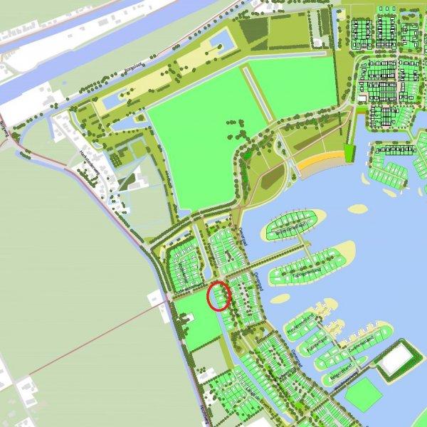 Nieuwbouwproject Meeroevers in Meerstad