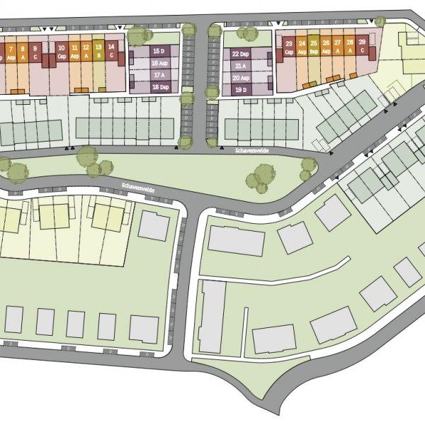 Nieuwbouwproject Heeze - Schaversvelden fase 3 in Heeze