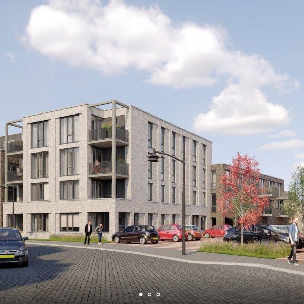 Nieuwbouwproject Helmond - Hulsbosch in Helmond
