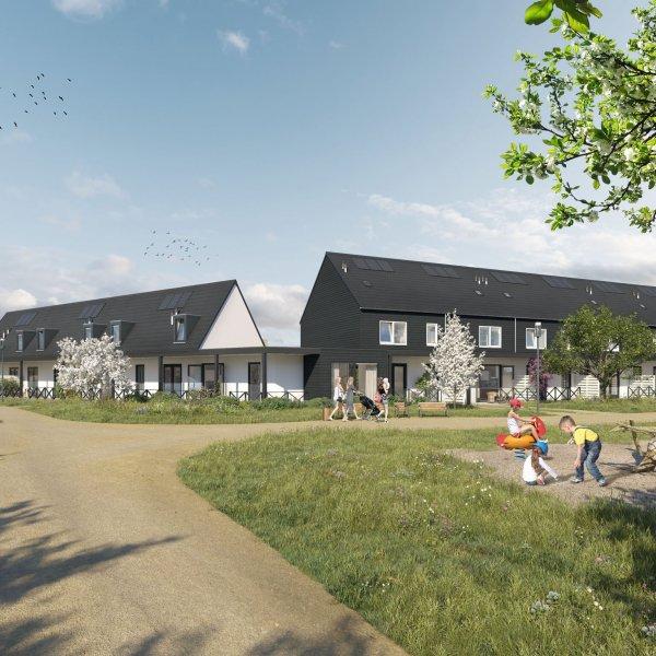 Nieuwbouwproject Historische Tuin fase 1 in Lent