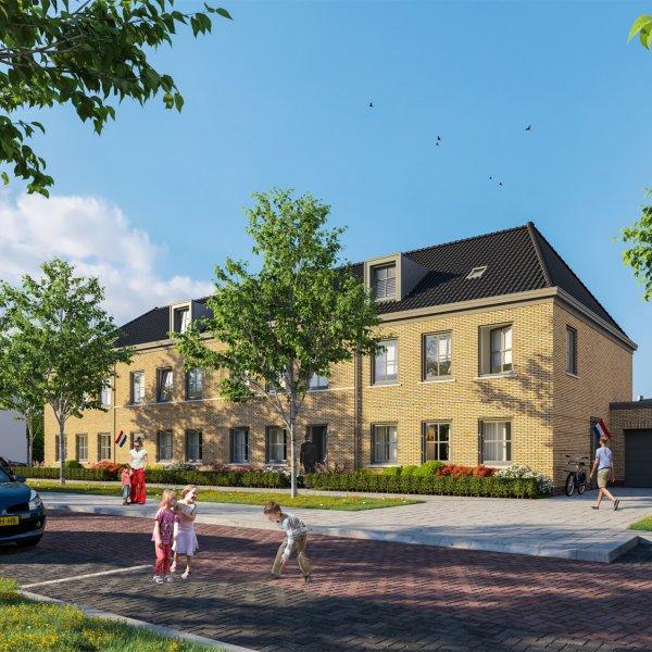 Nieuwbouwproject De Groenling De Draai in Heerhugowaard