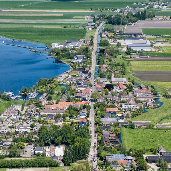 Nieuwbouwproject De Zeven Meesters in Rijnsaterwoude
