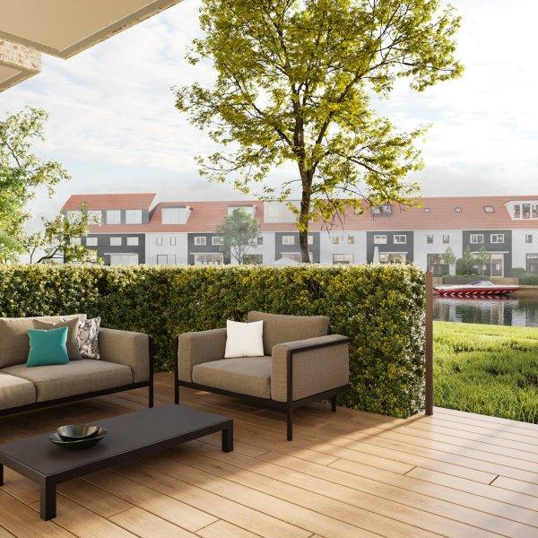 Nieuwbouwproject Dockside fase 2 in Alkmaar