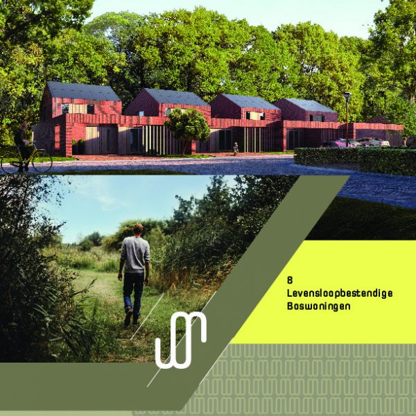 Brochure levensloopbestendige boswoningen