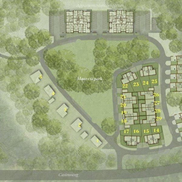 Nieuwbouwproject Nieuw Manresa in Venlo