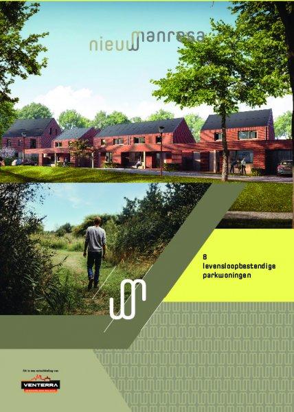 Brochure levensloopbestendige parkwoningen