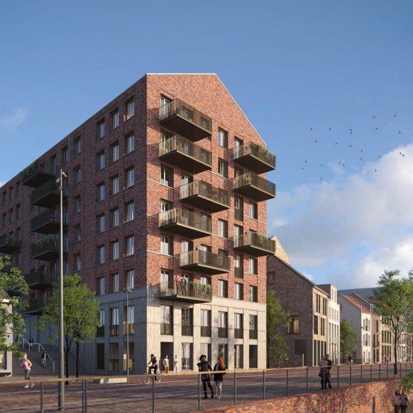 Nieuwbouwproject Q4 Aan de Stadsmuur in Venlo