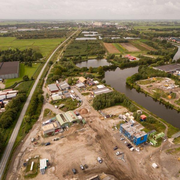 Nieuwbouwproject De Suikerzijde - Groningen in Groningen