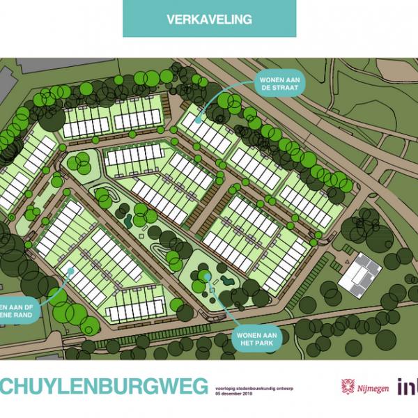 Nieuwbouwproject Hof van Nijmegen in Nijmegen