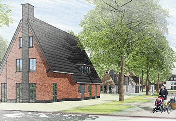 Nieuwbouwproject Buitengoed Heiloo in Heiloo