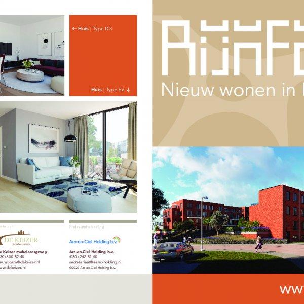 Flyer Rijnfort   Huis