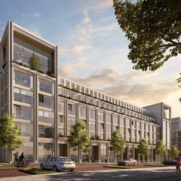 Nieuwbouwproject Park Avenue in Utrecht