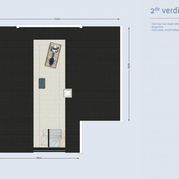 Nieuwbouwproject Nijstad in Vries