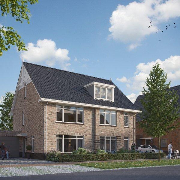 Nieuwbouwproject BijVianen | Fase I in Hoef en Haag