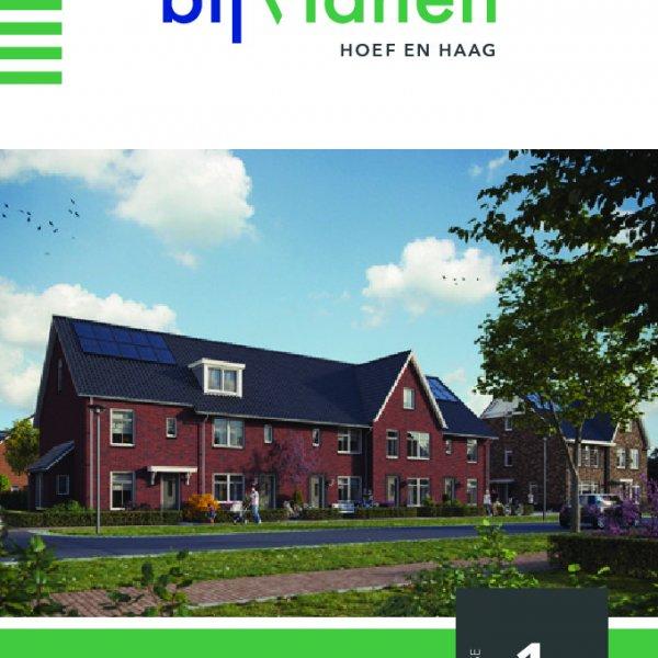 Brochure BijVianen | Rij- en hoekwoningen