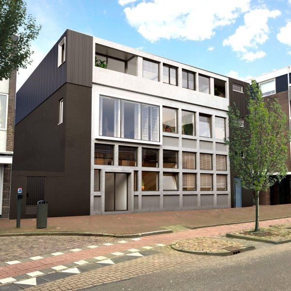 Nieuwbouwproject Zeestraat 26-28-30 in Beverwijk