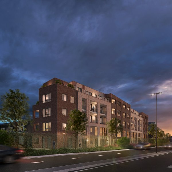 Nieuwbouwproject Eindhoven - Gildehuys in Eindhoven