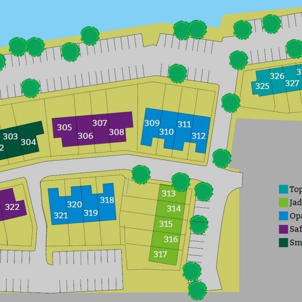Nieuwbouwproject Westend Middeneiland in Roelofarendsveen