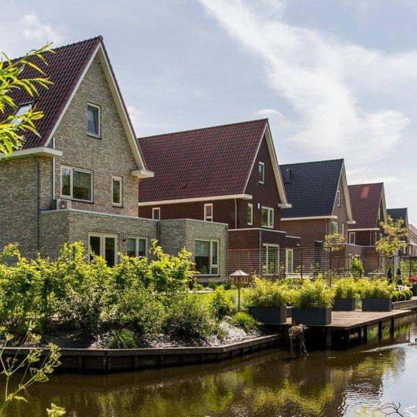 Nieuwbouwproject Roegebos in Groningen