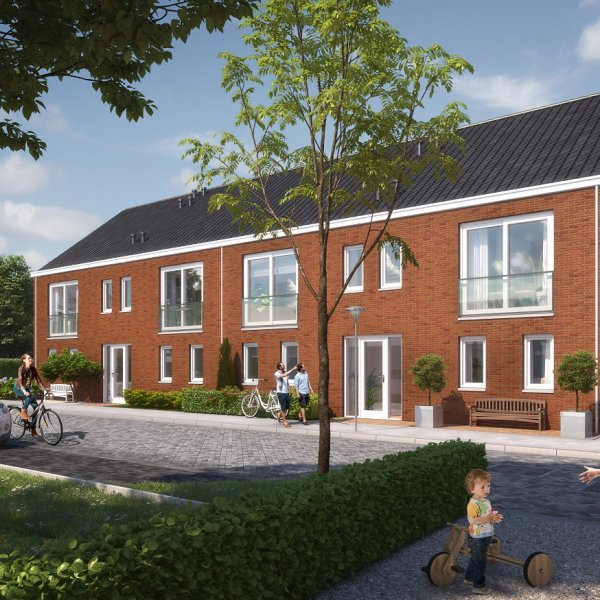 Nieuwbouwproject WOUW! in Woubrugge