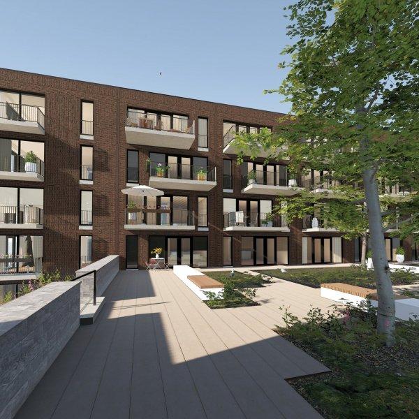 Nieuwbouwproject De Ontdekking in Nieuwegein