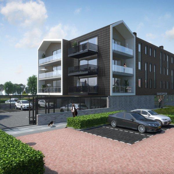 Nieuwbouwproject Waterrijk Boskoop Appartementen in Boskoop
