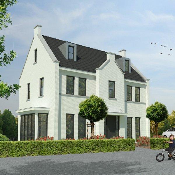 Nieuwbouwproject Hoogeland, Castrumstraat in Naaldwijk