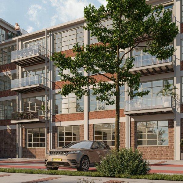 Nieuwbouwproject Ringersfabriek in Alkmaar