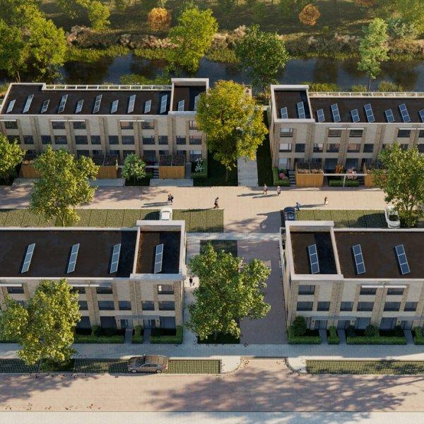 Nieuwbouwproject Edisonkwartier in Nieuwegein