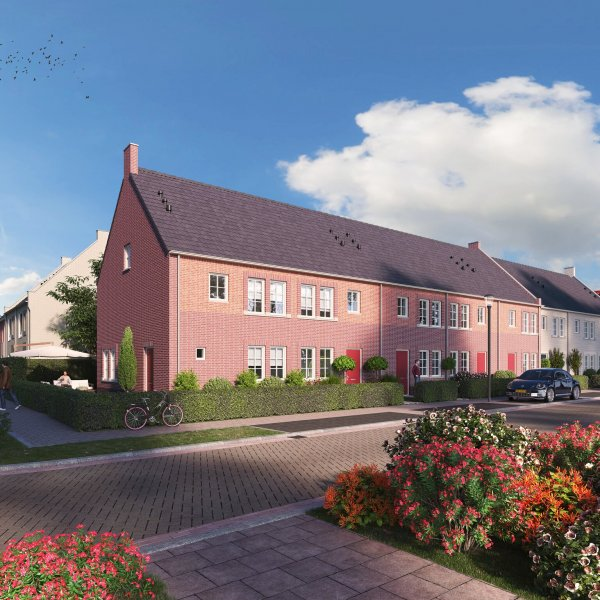 Nieuwbouwproject Helmond - LEEF Liverdonk! Fase 2 in Helmond