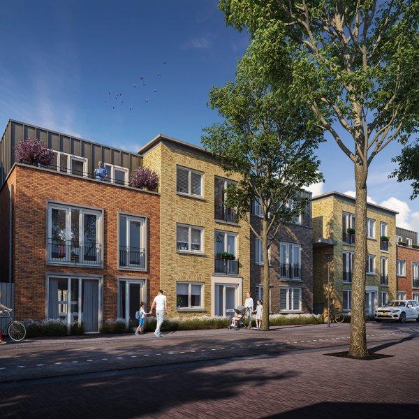 Nieuwbouwproject Villa Mosa te Cuijk in Cuijk