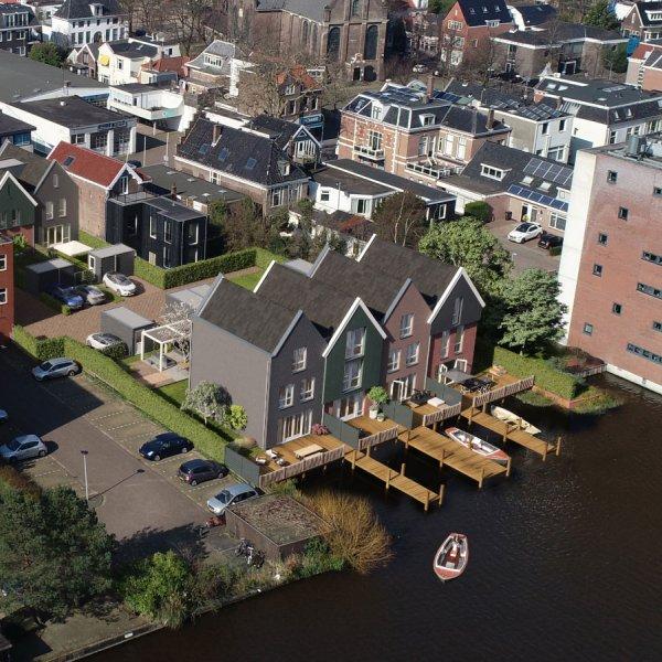 Nieuwbouwproject Pakhuis aan de Zaan in Zaandam