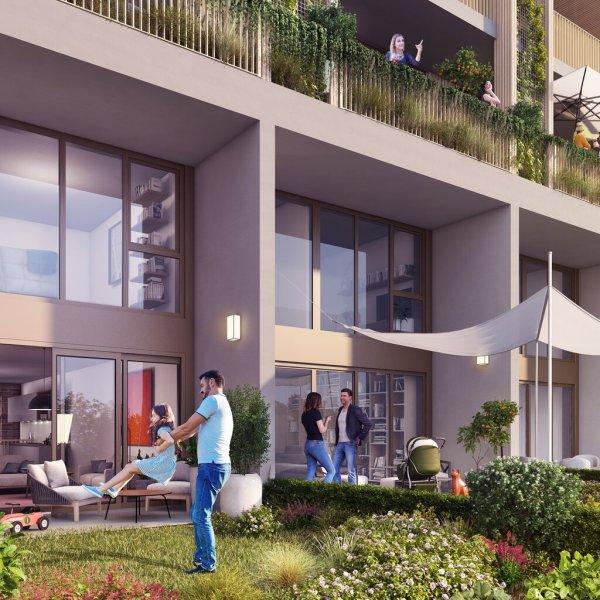 Nieuwbouwproject Wonen in Jardin in Amsterdam