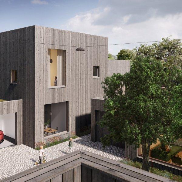 Nieuwbouwproject Eindhoven - Bostorens in Eindhoven