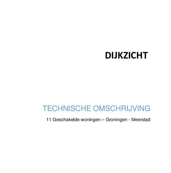 Technische omschrijving nw