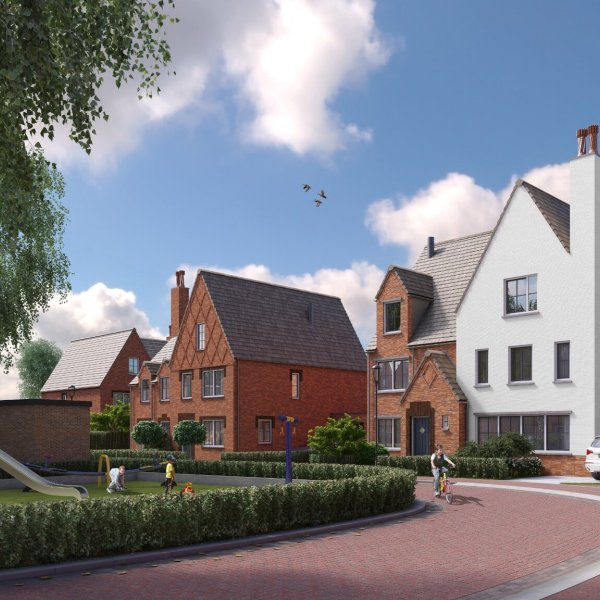 Nieuwbouwproject Tudor Gardens Zuid in Hoofddorp