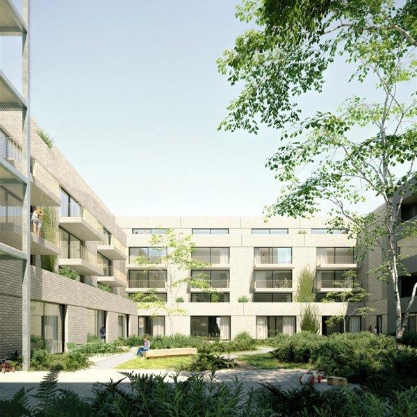 Nieuwbouwproject IJGENWIJS - Centrumeiland IJburg in Amsterdam