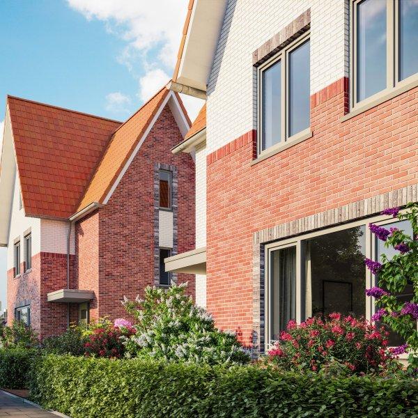 Nieuwbouwproject Villa's van Oosteinde in 's-Gravenhage