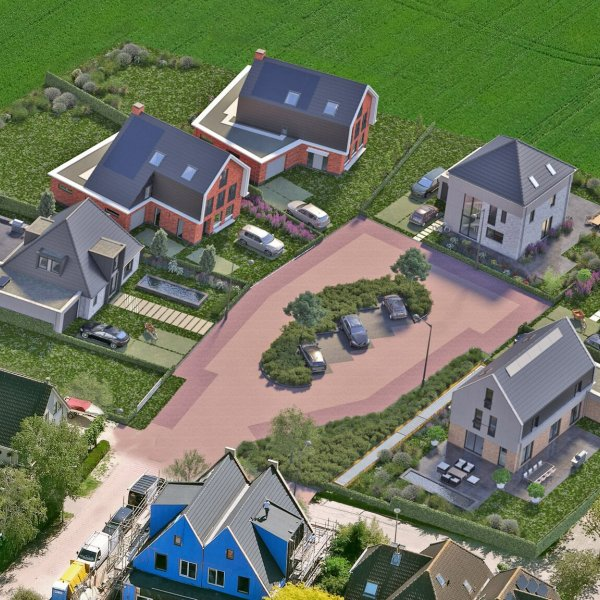 Nieuwbouwproject Beinshoeve in Beinsdorp