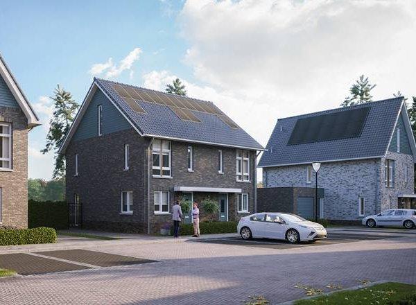 Nieuwbouwproject Waalre - De Boslaantjes in Waalre