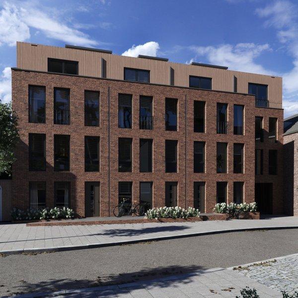 Nieuwbouwproject Achter Valburg in Nijmegen
