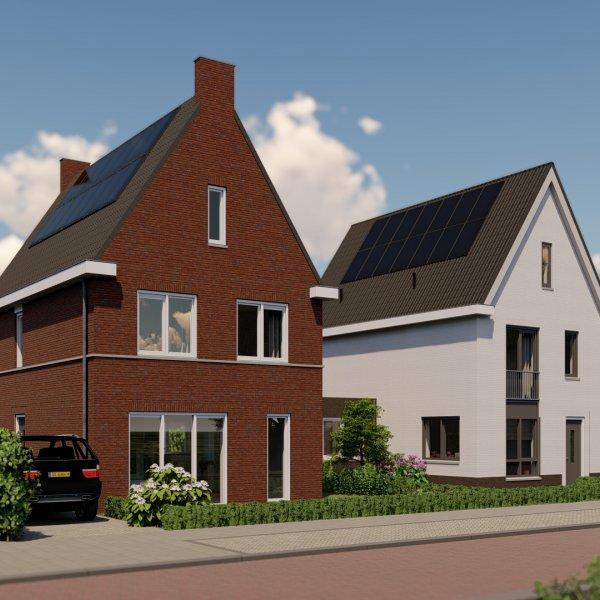 Nieuwbouwproject Bergeijk - Loo'se Tuinen in Bergeijk