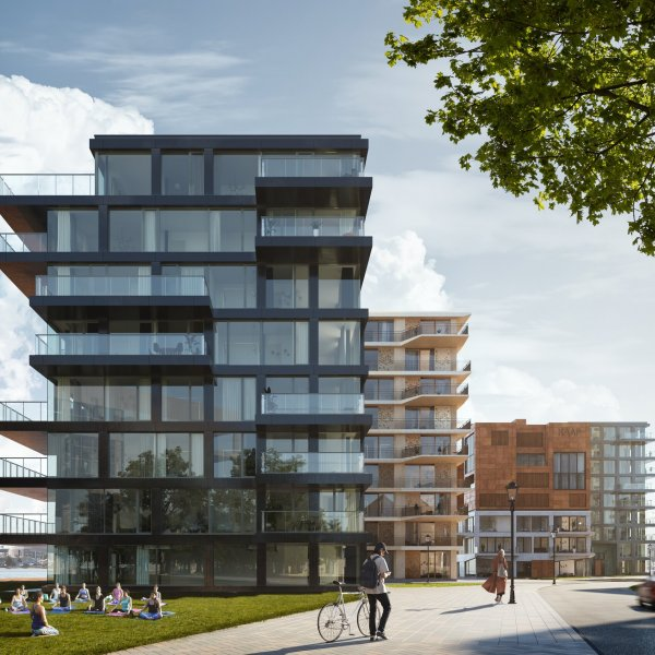 Nieuwbouwproject KAAP in Amsterdam